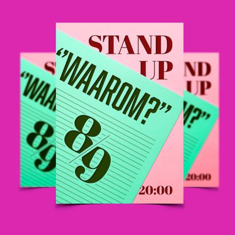 Poster drukken A2